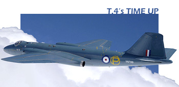 Canberra T.4 Retirement Title Image