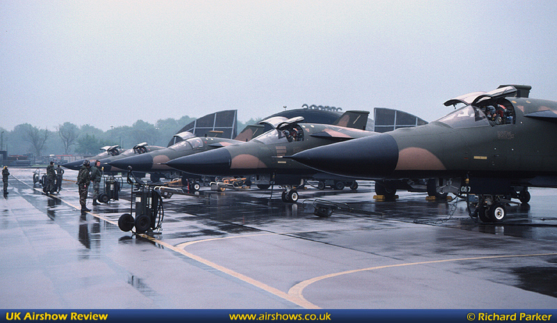 RAF Upper Heyford Feature Report By UK Airshow Review