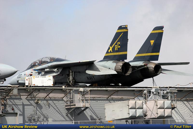 Vf 32 Swordsmen Last Tomcat Cruise Feature Report By Ukar
