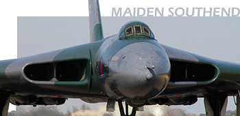 Vulcan Restoration Trust Open Day Title Image