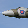 Vulcan XH558 First Flight Feature Report