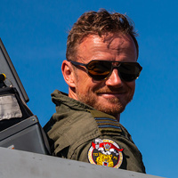RDAF F-16 Display Interview