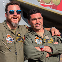 Spanish Navy Harrier Pilots Interview