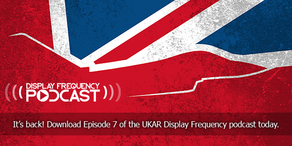 Download Episode 6 of our iTunes top rated podcast, featuring the BBMF and 2013 Typhoon display pilot