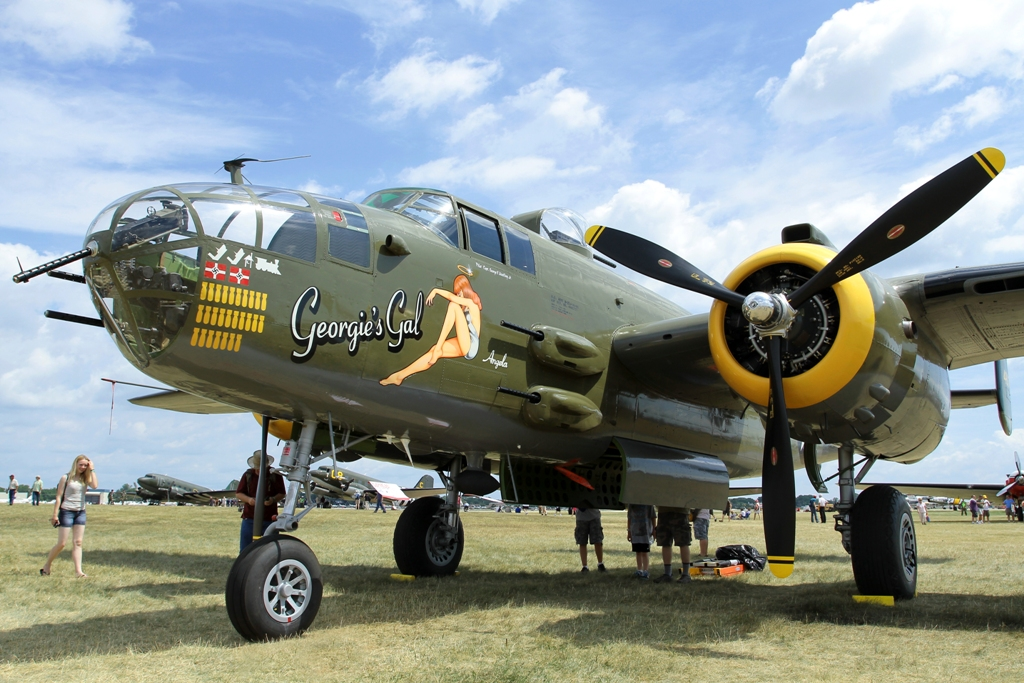 Notable Historical Debuts at AirVenture Oshkosh Air Show