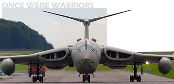 Bruntingthorpe Cold War Jets Open Day 2005 Title Image