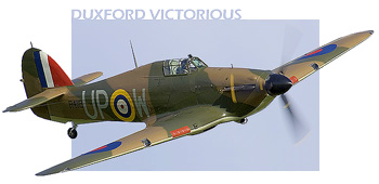 Duxford VE Day Air Show 2005 Title Image