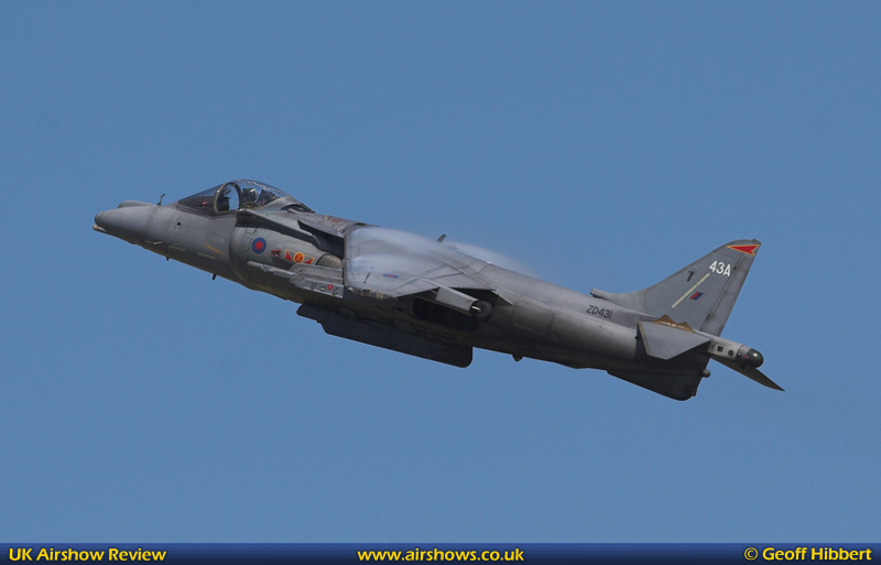 While several aircraft were making their first appearance at RIAT,