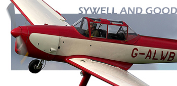 Sywell Airshow 2006 Title Image