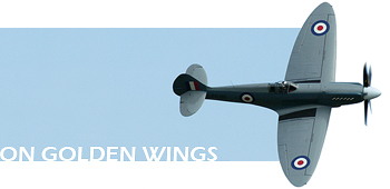 Duxford BBMF 50th Anniversary 2007 Title Image