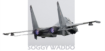 RAF Waddington International Air Show 2007 Title Image