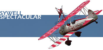 Sywell Airshow 2008 Title Image