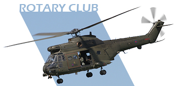 RAF Benson Families Day 2009 Title Image