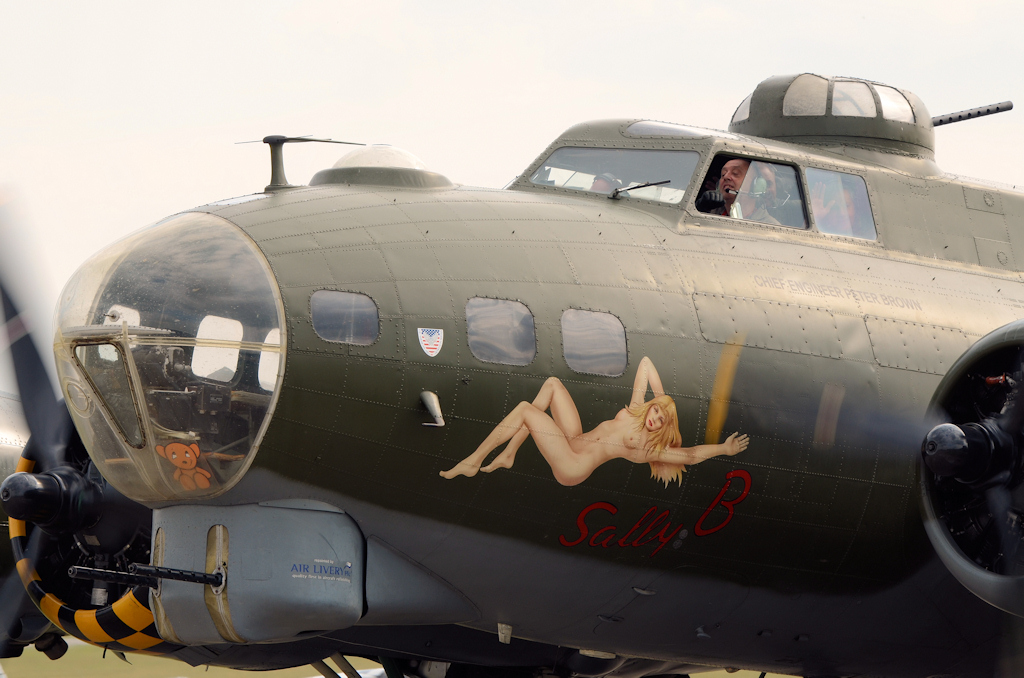 Sally B Amp Friends Day Report By Uk Airshow Review