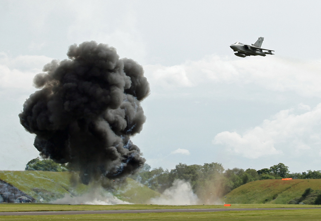 Raf Cosford Air Show Report By Uk Airshow Review