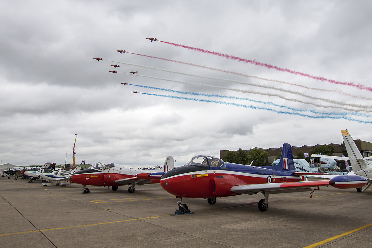Scampton Airshow by UK Airshow Review